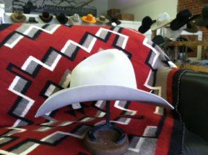 Custom Felt Cowboy Hat MT Peaks Hat Co.