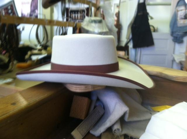 reata hat custom montana peaks hat company