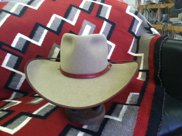 John Wayne Cowboy Hat Montana Peaks Hat Company
