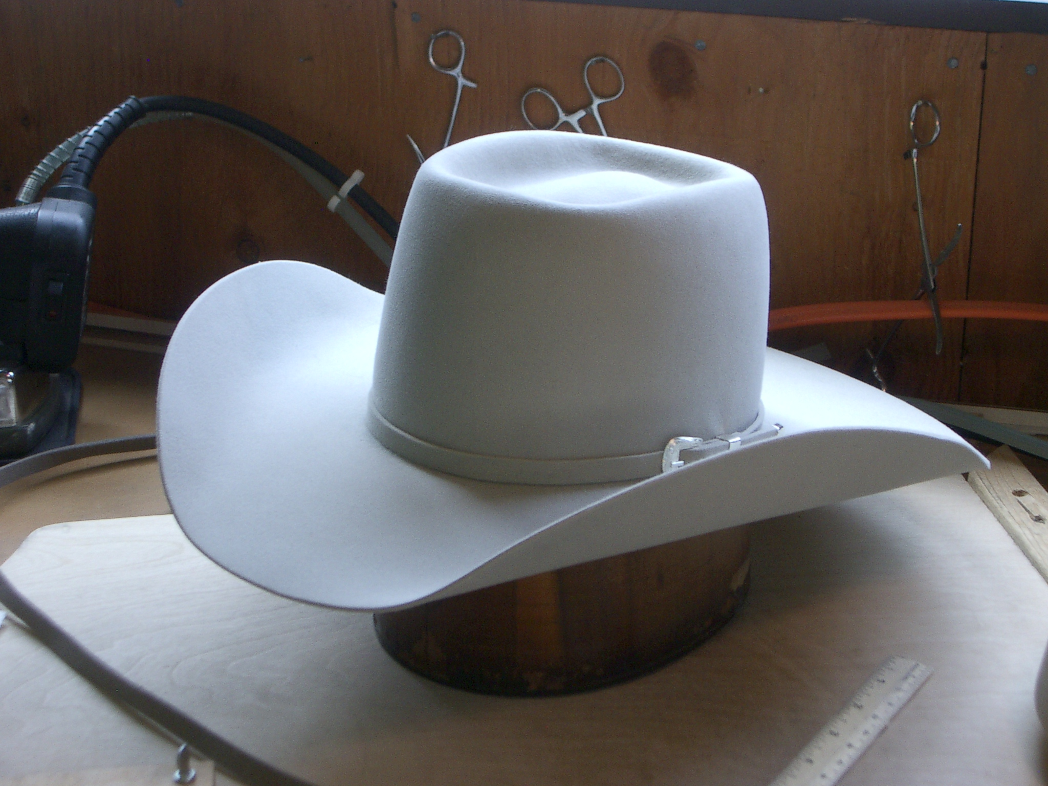 Canadian Crown custom cowboy hat montana peaks hat company 277bea0886e