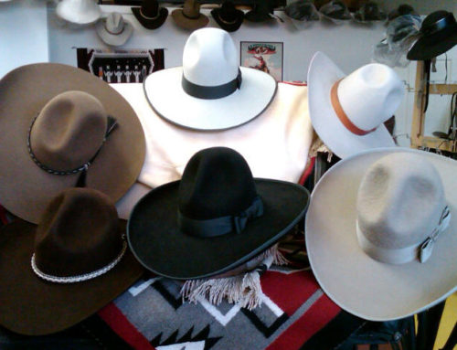 James Caan Replica Flair Top Top Hat – Montana Hat Company