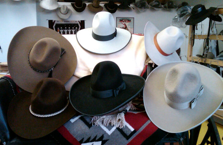 Old West 2 Dot Styles – Montana Hat Company
