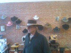 Buckaroo hat