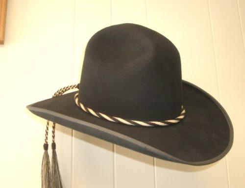 Cowboy Poet Hat