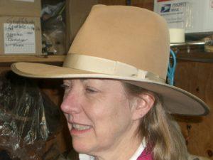 custom tall fedora hat montana peaks hat co